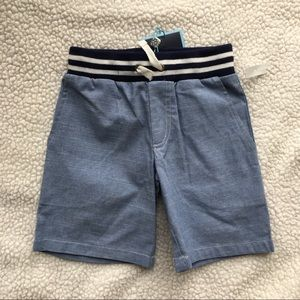 (Andy & Evan) blue shorts, 2T